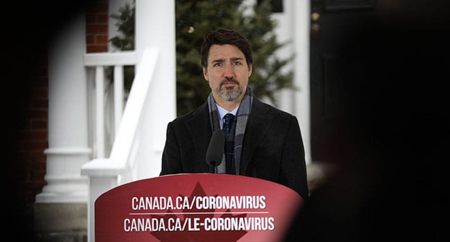 Secret audio file answers Trudeau's 21-second mystery