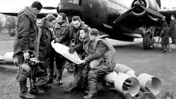 Film chronicles Ukrainian Canadians' Second World War contributions