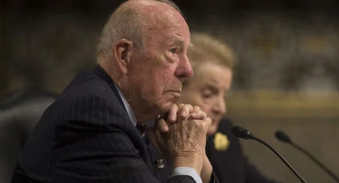 Understated George Shultz left a lasting legacy