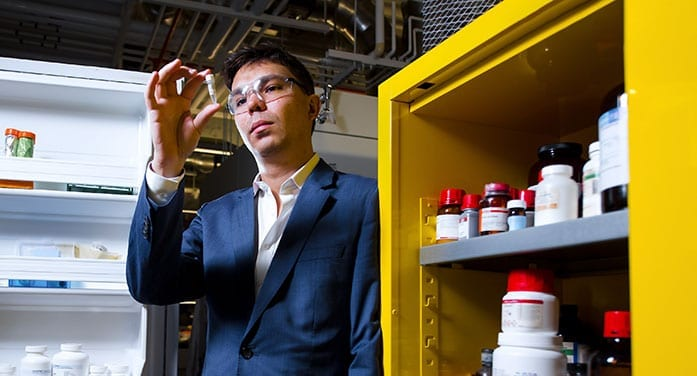 'Molecule libraries' help speed the search for new drugs