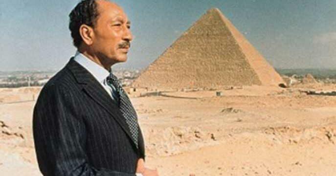 The bloody end of Anwar Sadat