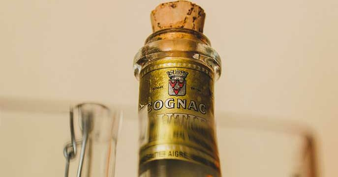 Aging and blending create cognac's extraordinary fusion